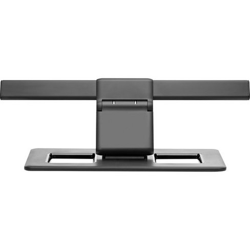 """HP Dual Hinge II Notebook Stand - 12"""" to 17.3"""" Screen Support - 13.60 lb Load Capacity - 8.7"""" Height x 11.8"""" Width x 14.2"""" Depth - image 1 of 2"""