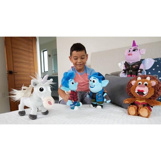 Disney Pixar Onward Unicorn Plush image number null