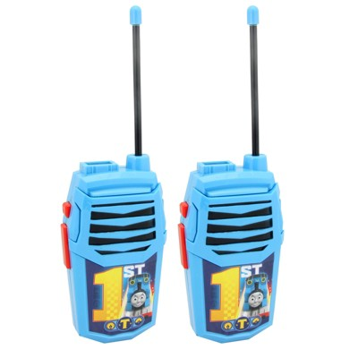 Night Action 2-in-1 Walkie Talkies with Built-in Flashlight