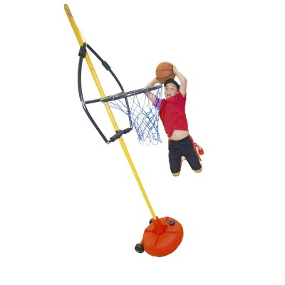 Sportime Hang-A-Hoop Basketball Goal, 18 Inches