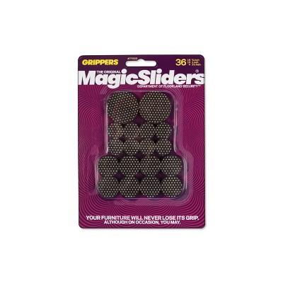 Heavy Duty Gripper Variety Pack Black - Magic Sliders
