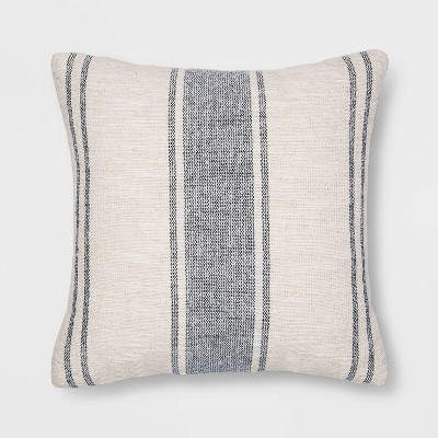 Woven Striped Throw Pillow - Threshold™