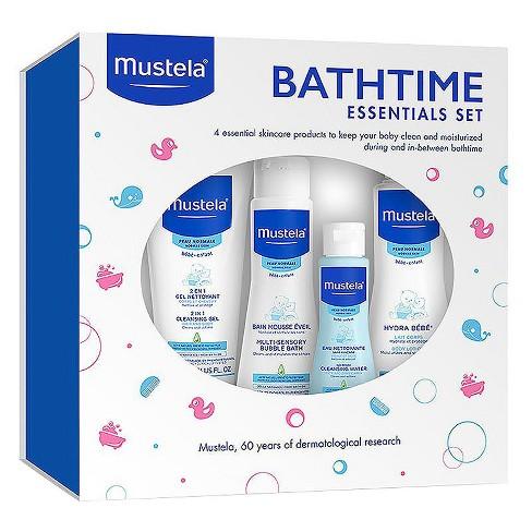 Mustela Bathtime Essentials Gift Set - image 1 of 2