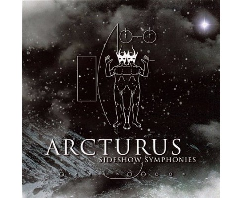 Arcturus - Sideshow Symphonies (CD) - image 1 of 1