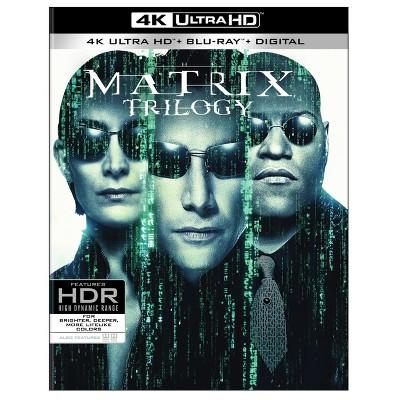 The Matrix Trilogy (4K/UHD)
