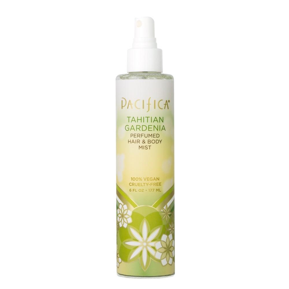 Tahitian Gardenia by Pacifica Perfumed Hair & Body Mist Women's Body Spray - 6 fl oz