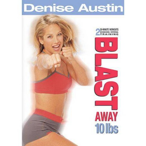 Denise Austin: Blast Away 10 Pounds (DVD) - image 1 of 1