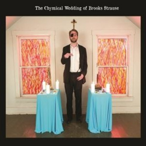 Brooks strause - Chymical wedding of brooks strause (Vinyl) - image 1 of 1