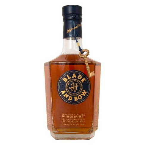 Blade And Bow Kentucky Bourbon Whiskey - 750ml Bottle - image 1 of 2