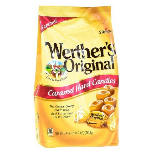 Werther's Original Hard Candies - 34oz
