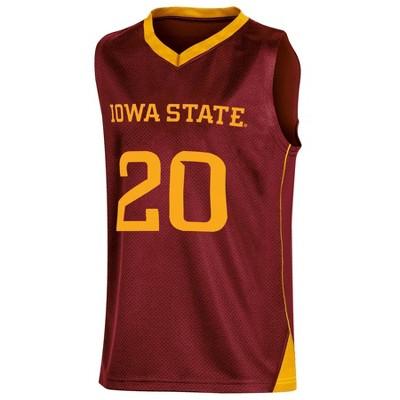 NCAA Iowa State Cyclones Boys' Basketball Jersey
