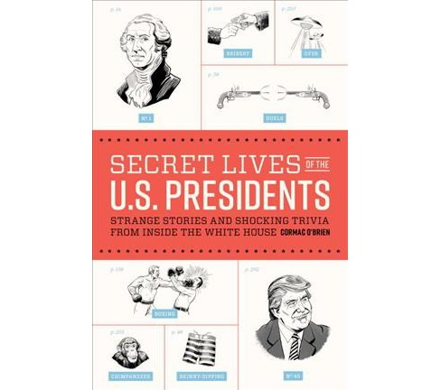 Secret Lives of the U.S. Presidents : Strange Stories and Shocking Trivia from Inside the White House - image 1 of 1