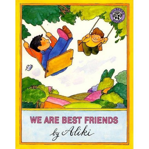 We Are Best Friends - (Mulberry Books) (Paperback) - image 1 of 1