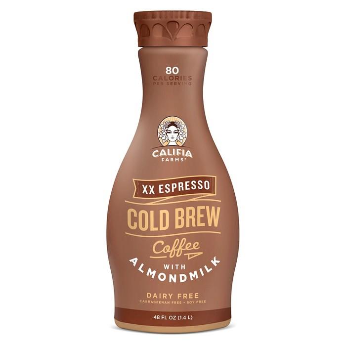 Califia Farms XX Espresso Cold Brew Coffee - 48 fl oz - image 1 of 3