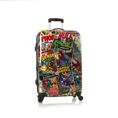 Heys Marvel Comics 26'' Hardside Spinner Suitcase