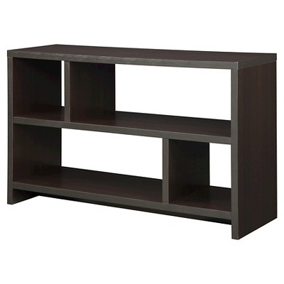 Northfield TV Stand Console Espresso - Breighton Home
