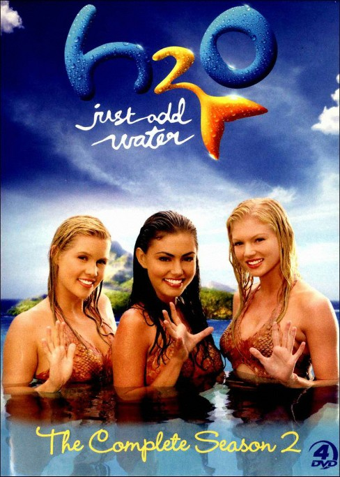 H2o:Just add water complete season 2 (DVD) - image 1 of 1