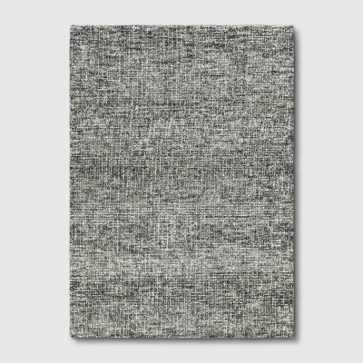 5'X7' Tie Dye Design Tufted Area Rugs Gray - Project 62™