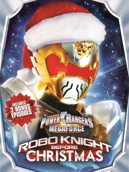 Power Rangers Megaforce: Robo Knight Before Christmas - image 1 of 1