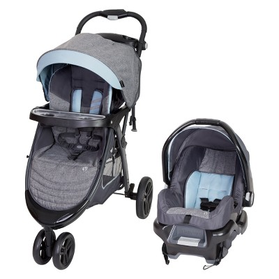 Baby Trend Skyline 35 Travel System - Starlight Blue