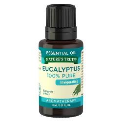 Nature's Truth Eucalyptus Aromatherapy Essential Oil - 0.51 fl oz