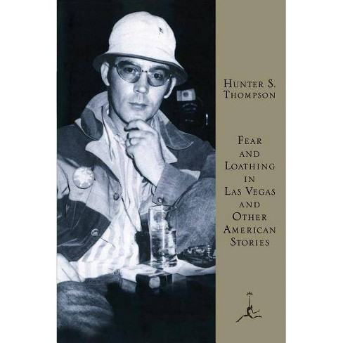 Fear and Loathing in Las Vegas and Other American Stories - (Modern Library (Hardcover)) (Hardcover) - image 1 of 1