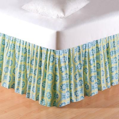 C&F Home Delilah Blue Bed Skirt