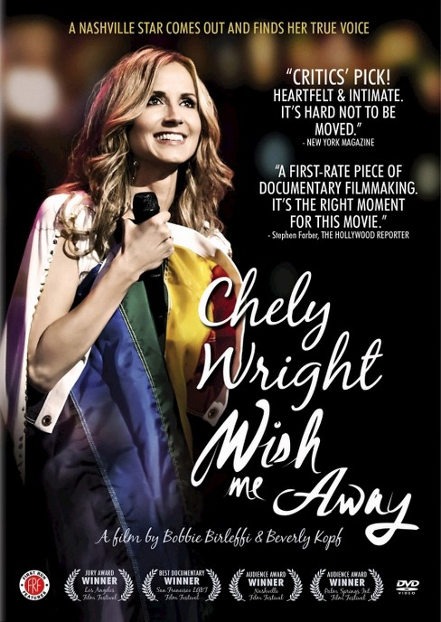 Chely wright:Wish me away (DVD) - image 1 of 1