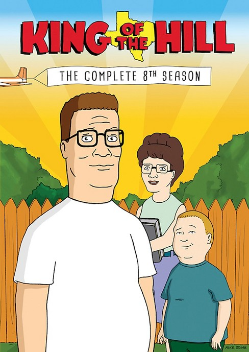 King of the hill:Complete 8th season (DVD) - image 1 of 1