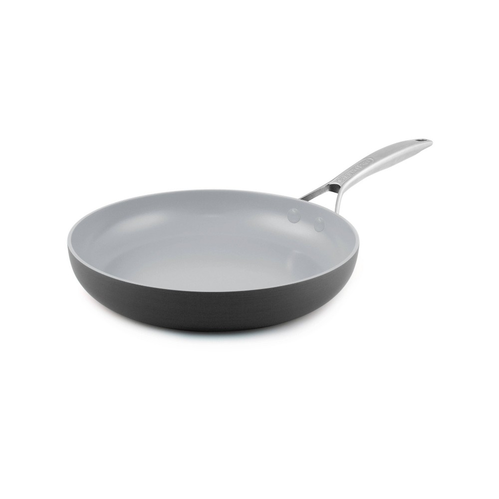 "Image of ""GreenPan Paris 10"""" Aluminum Open Fry Pan"""