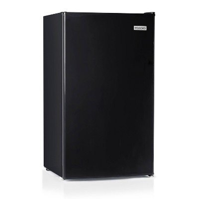 Igloo 3.2 cu ft Single-Door Refrigerator - Black