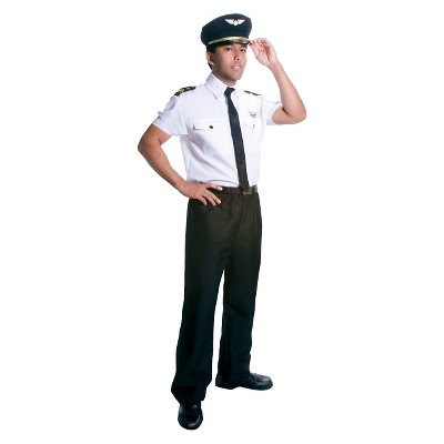 Adult Pilot Halloween Costume