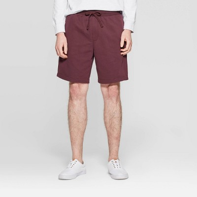 Men's Regular Fit Shorts   Goodfellow & Co™ Burgundy Mist by Goodfellow & Co