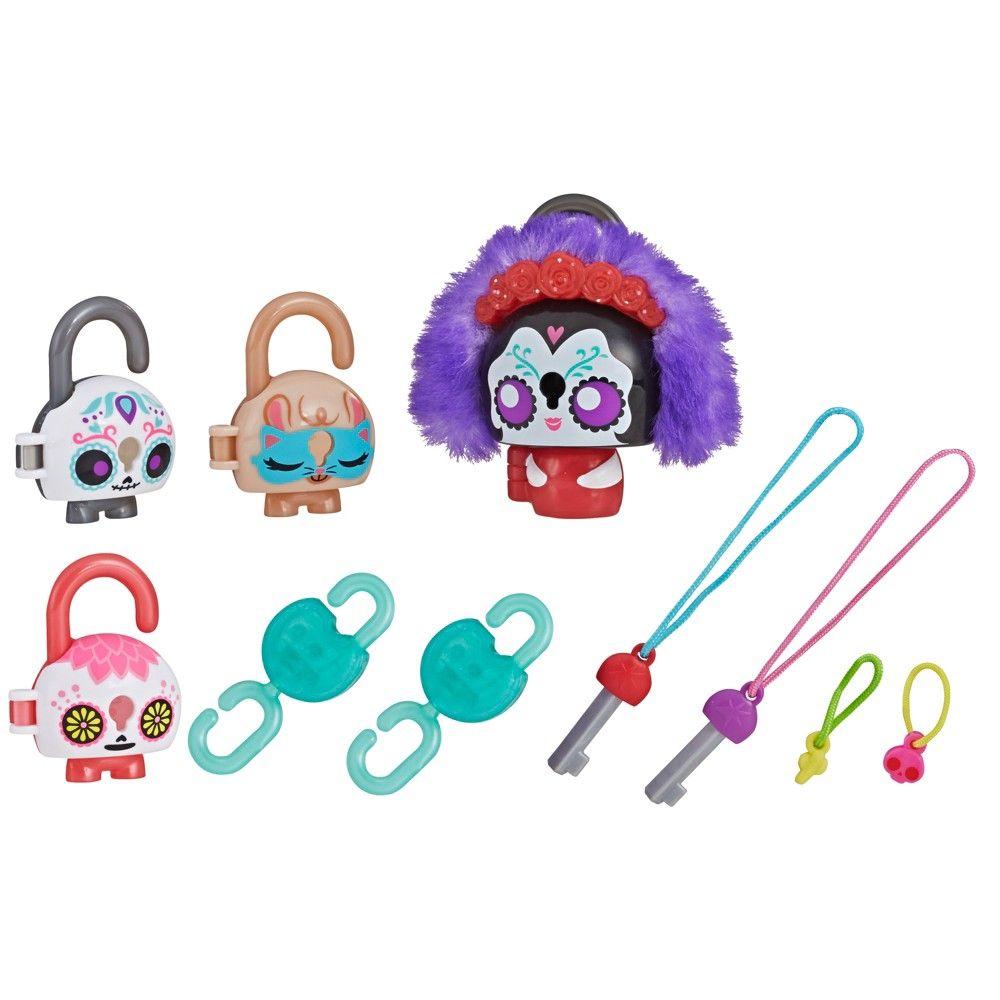 Lock Stars Deluxe Lock Figure - Party Theme Series 3 Blind Pack