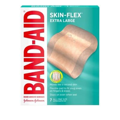 Skin-Flex Band-Aid Adhesive bandage - 7 ct