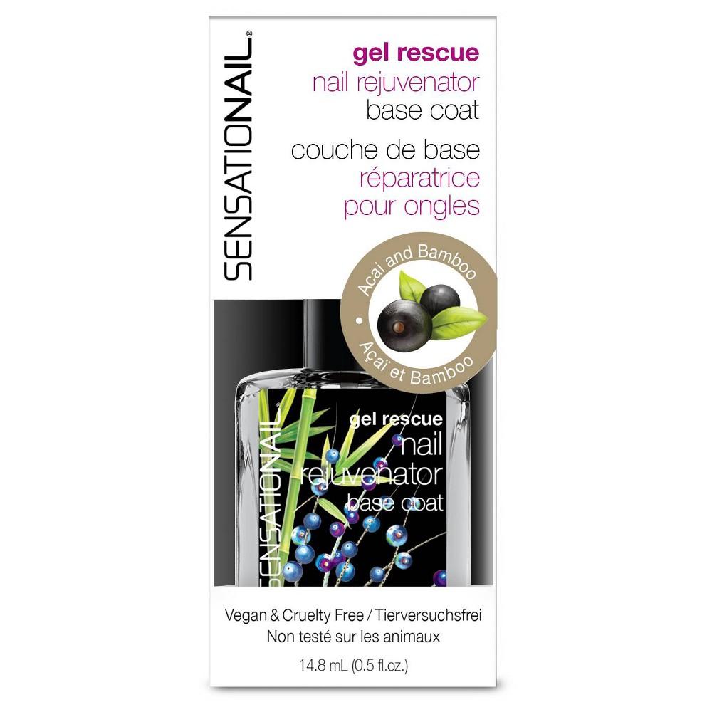 Image of Sensationail Gel Rescue Nail Rejuvenator - 0.33 fl oz