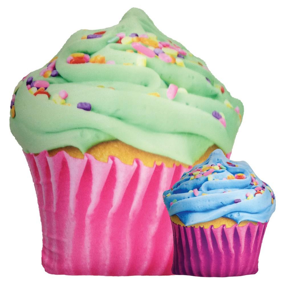 Image of Celebration Cupcake Microbead Pillow
