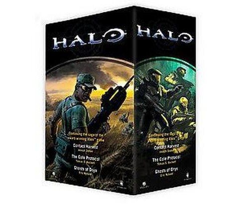 Halo (Reprint) (Paperback) (Joseph Staten & Tobias S. Buckell & Eric S. Nylund) - image 1 of 1