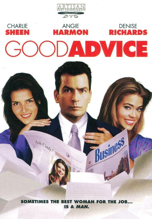 Good Advice (DVD) - image 1 of 1