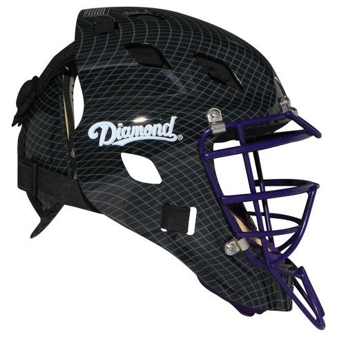 Diamond Edge Pro Baseball/Softball Catcher's Helmet - image 1 of 1