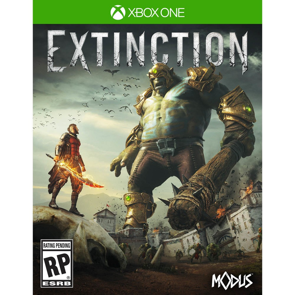 Extinction - Xbox One, video games