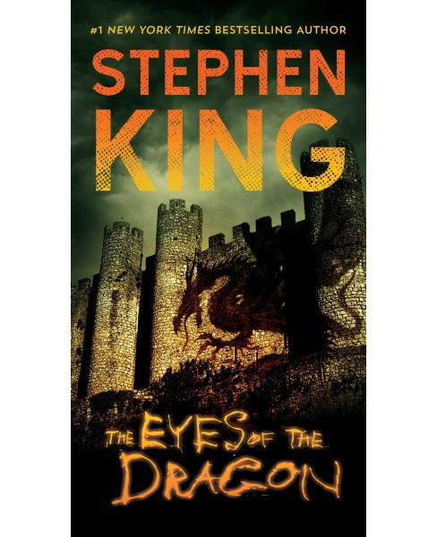 Eyes of the Dragon (Reprint) (Paperback) (Stephen King) - image 1 of 1
