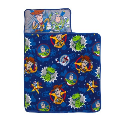 """Toy Story """"Toys In Action"""" Toddler Nap Pad"""