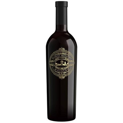 Robert Mondavi Maestro Red Blend Wine - 750ml Bottle - image 1 of 3