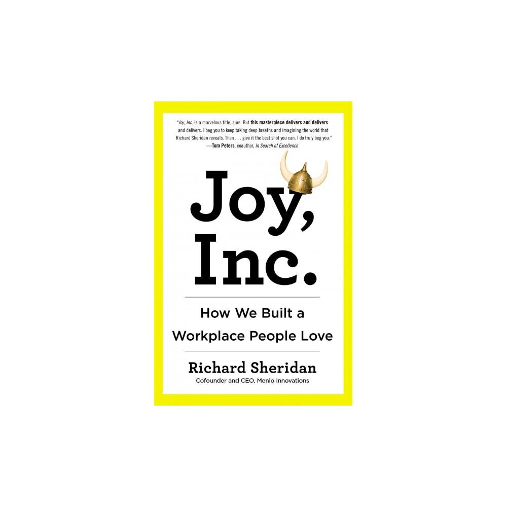 Joy, Inc. (Paperback), Books