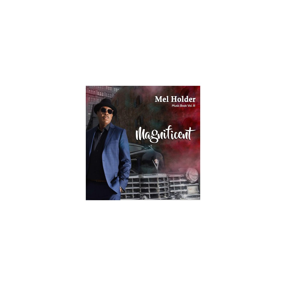 Mel Holder - Music Book:Vol Iii Magnificent (CD)