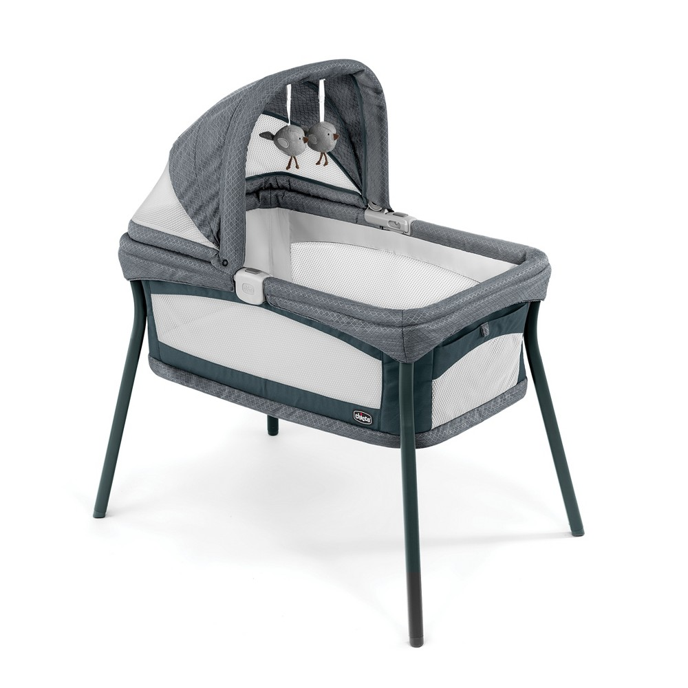 Image of Chicco Lullago Nest Portable Bassinet - Poetic