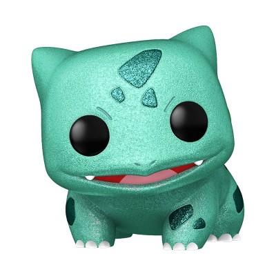 Funko POP! Pokemon - Bulbasaur (DGLT)(2021 Virtual Funkon Shared Exclusive)