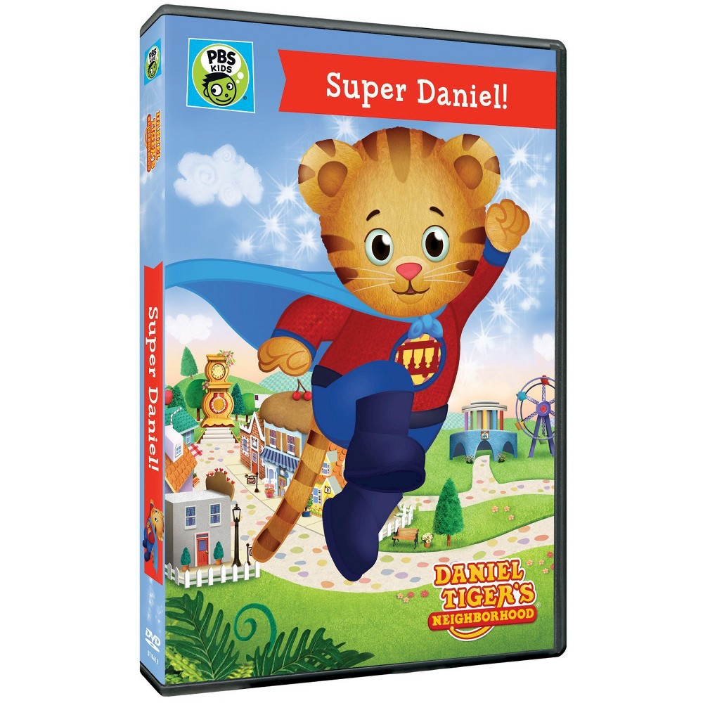 Daniel Tiger C11 C43s Neighborhood Super Daniel Dvd