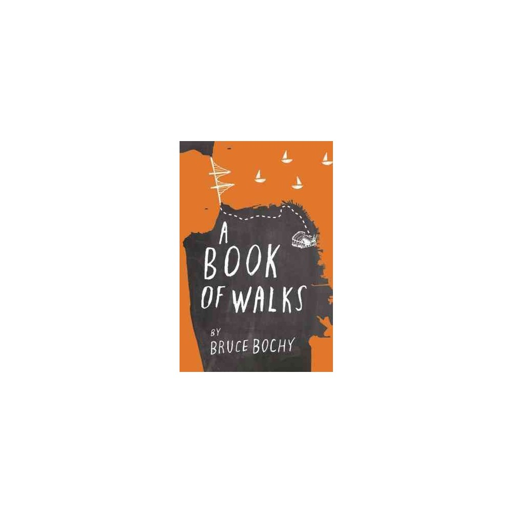 A Book of Walks (Paperback)